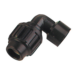 GIUNTO A GOMITO CON FILETTATURA FEMMINA