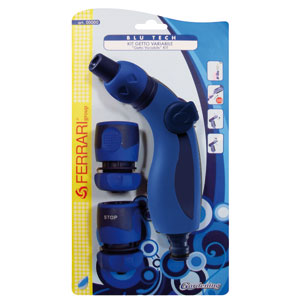 KIT GETTO VARIABILE BLU TECH